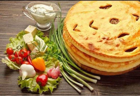 Осетинский пирог по-итальянски
