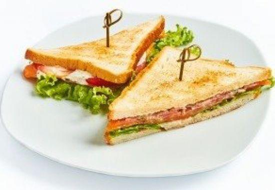 Мини сэндвич рыбный