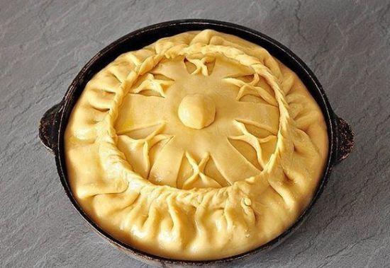Балиш по-татарски (баранина+картофель)