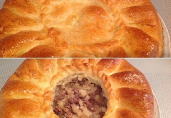 Балиш (утка и картофель)
