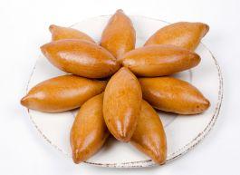 Фуршетные пирожки с картофелем и груздями